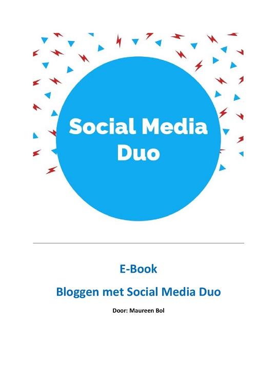 E-book Zakelijk Bloggen