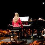 Klassiek concert op piano